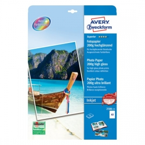 Высококачественная глянцевая фотобумага для струйного принтера, А3, 2586-15