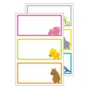 Этикетки living для игровых контейнеров, 97 x 47,5мм, 62036