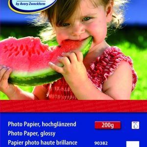 Фотобумага Европа-100, глянцевая, 210 х 297, 90382