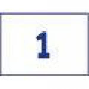 Универсальные белые этикетки из бумаги, 210 x 148, 6135