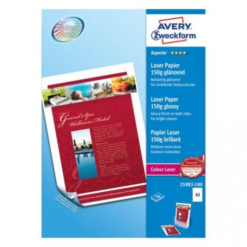 Бумага Премиум-класса для лазерного принтера, А3, 25983-100