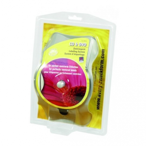 Центрирующее устройство для наклеивания этикеток на CD/DVD, AB750